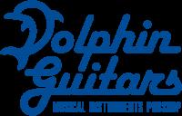 logo: Dolphin Guitars